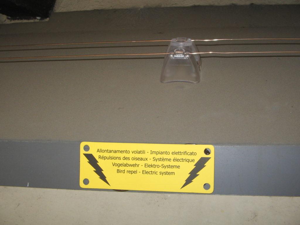 Sistema Elettrostatico